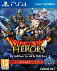 Игра для приставоки Sony PS4: Dragon Quest Heroes: The World Tree's Woe and the Blight Below